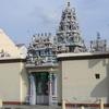 Mahamariamman Temple Back Entrance