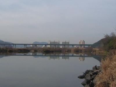 Miryang From South