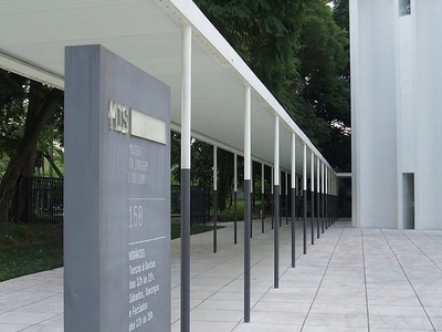 São Paulo Museum Of Image And Sound