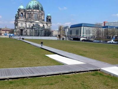 The Schloßplatz