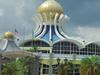 M Y  Penang  Georgetown  Masjid  Negeri