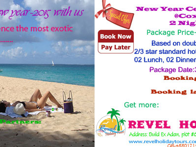 New Year Celebrate Package 2015