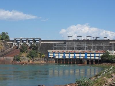 Nam  Ngum  1  Dam