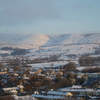 Pendle Hill In Winter