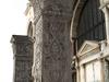 The Pilastri Acritani In Venice