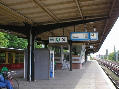 Berlin-Karow Station