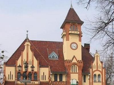 Berlin-Nikolassee Station