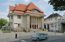Berlin-Blankenburg Station