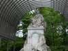 The Statue Of Richard Wagner