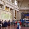 Retiro Station Great Hall Ticket Lobby
