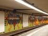 U-Bahn Platform