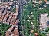 An Aerial View Of Barbaros Boulevard