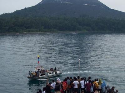 Krakatoa Mount