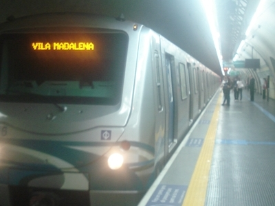 Vila Madalena Station