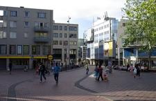 Amsterdamse Poort Shopping Centre, Bijlmermeer