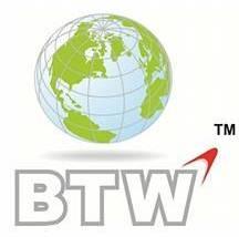 Btw Visa Services India Pvt Ltd Logo
