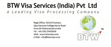 Btw Visa Services India Pvt Ltd Wall Paper