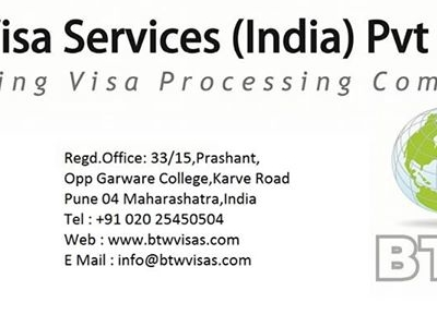 Btw Visa Services India Pvt Ltd Wall Paper