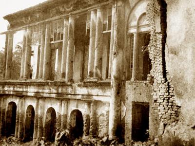 Baranagar Math Dilapidated House Of Nineteenth Century