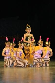 Ramayana Traditional Dance Prambanan Temple