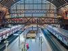 Interior Of Luz Station