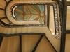 George Gilbert Scotts Grand Staircase Inside The St. Pancras Renaissance Hotel