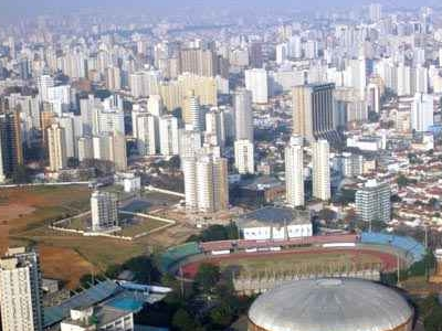 Ginásio Do Ibirapuera