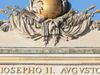 Inscription On The Gloriette In Vienna