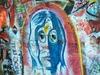 John Lennon Wall In 2009