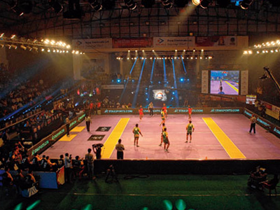 Kankarbagh  Indoor  Stadium