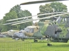Aircraft And Helicopters On Display At The Kbely Museum