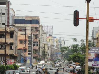 Maharanipeta Main Road