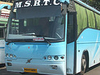MSRTC  Buses
