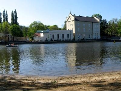 Museum Kampa From Střelecký Ostrov