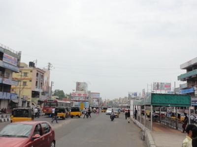 Nad X Road Main Road