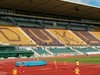 Main Stand Of The Stadium Before Reconstruction