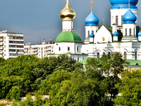 Nikolo-Perervinsky Monastery