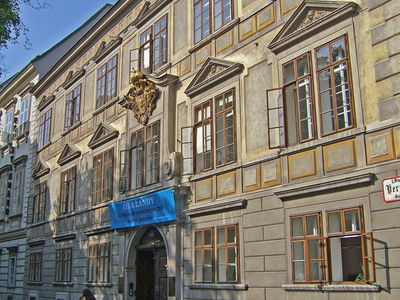 Palais Porcia, Vienna