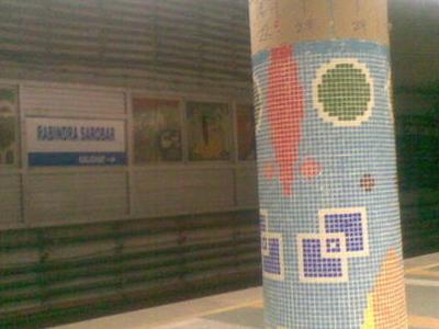 Rabindra Sarovar Metro