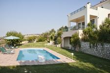 Seaview Rental Villas Rethymnon Crete