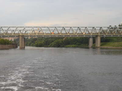 Saburovsky Rail Bridges