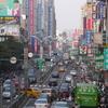 Sanmin Road In Taichung