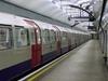 Victoria Line Terminating Platform 4