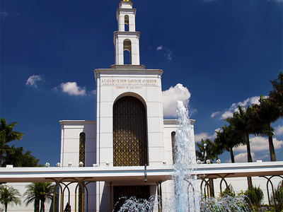 São Paulo Brazil Temple