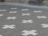 27 Tributary Crosses Placed On The Square