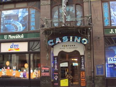 Liberated Theatre Resided In U Nováků Palace