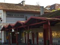 Praha-Veleslavín Railway Station