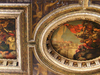 Coffered Ceiling With Veronese Canvases