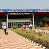 Visakhapatnam Airport Terminal View