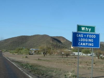 Why -  Arizona